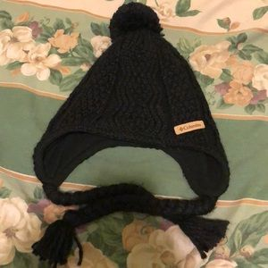 Columbia thermal knit hat